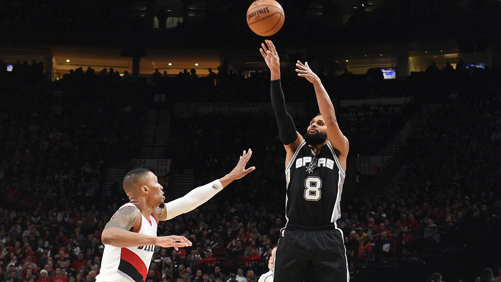 Aussie Patty Mills shines for Spurs in NBA
