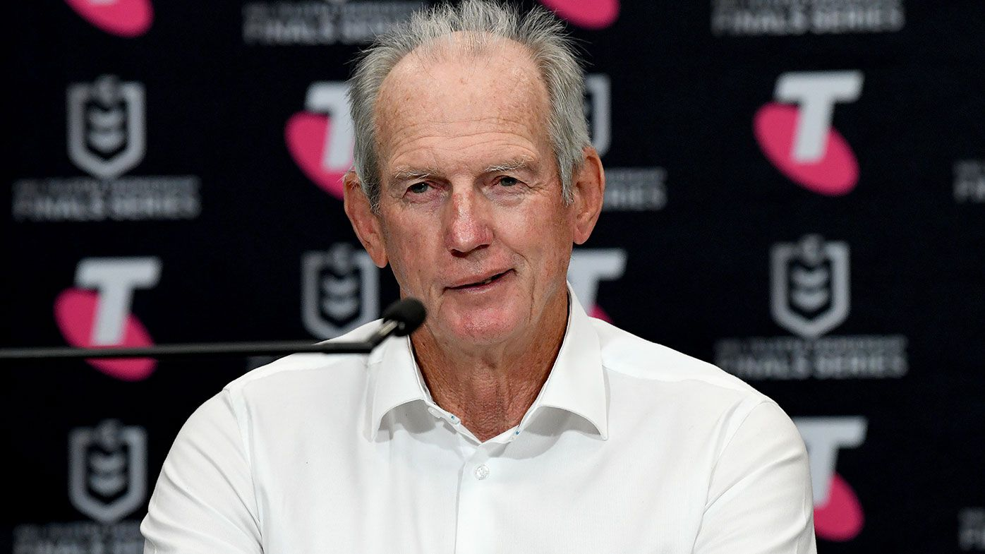 Bennett officially confirmed as Dolphins NRL coach