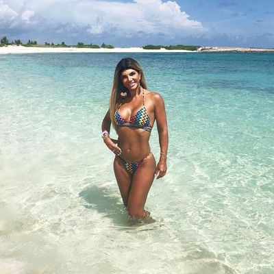Teresa Giudice's bodybuilding training is paying off