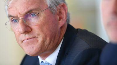 Lowy quits FFA, blames 'football politics'