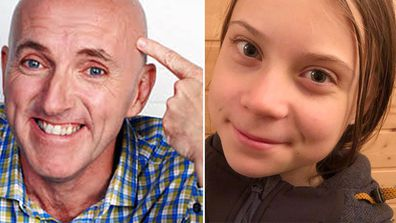 Lee Hurst, Greta Thunberg
