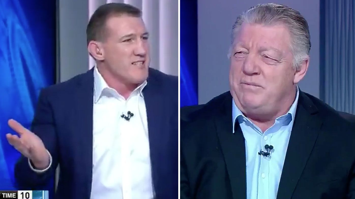 Paul Gallen, Phil Gould