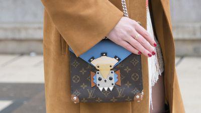 Louis Vuitton Tribal Mask Bag