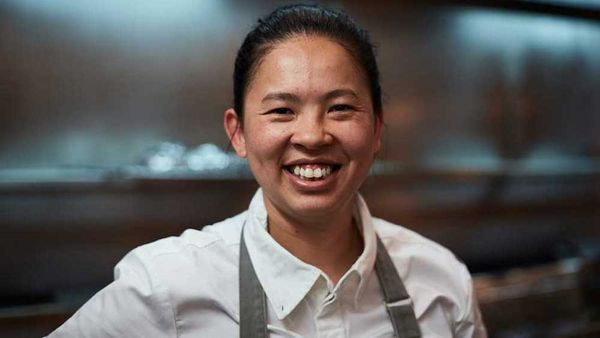 Anchovy chef Thi Le