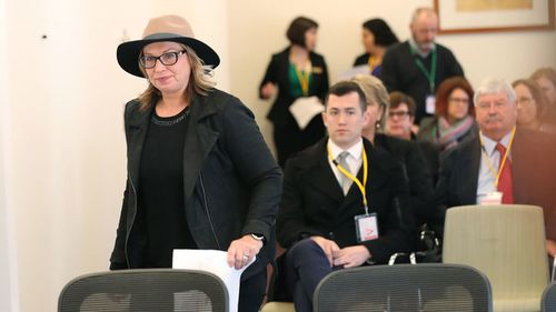 Ms Batty's son, Luke, was killed by her former partner, Greg Anderson. (AAP)