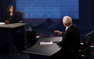 'Mr Vice President, I'm speaking': Key moments in the Vice Presidential debate