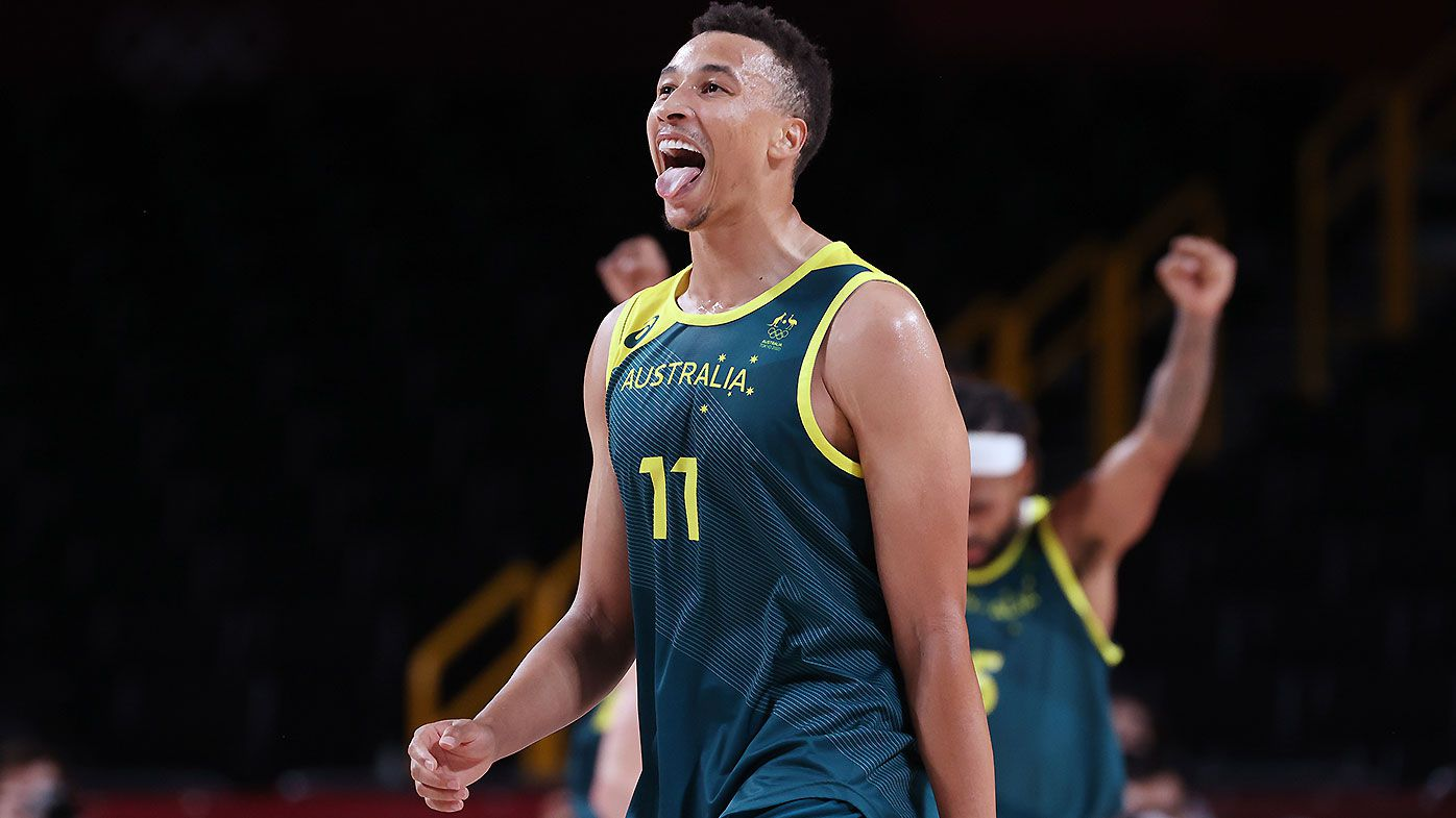Dante Exum re-signs with Houston Rockets after Boomers' Olympic bronze triumph