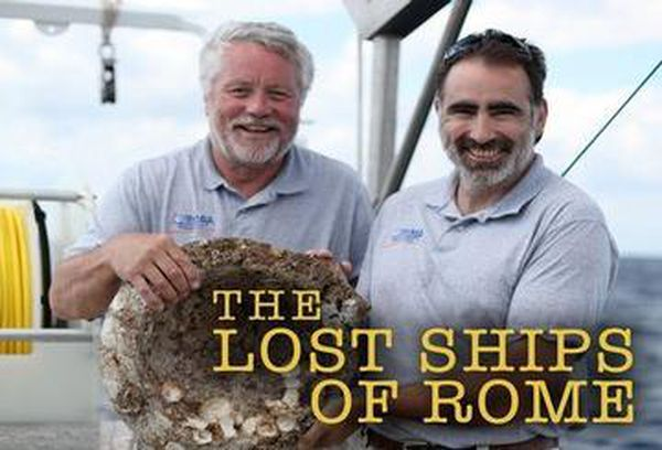The Lost Ships Of Rome