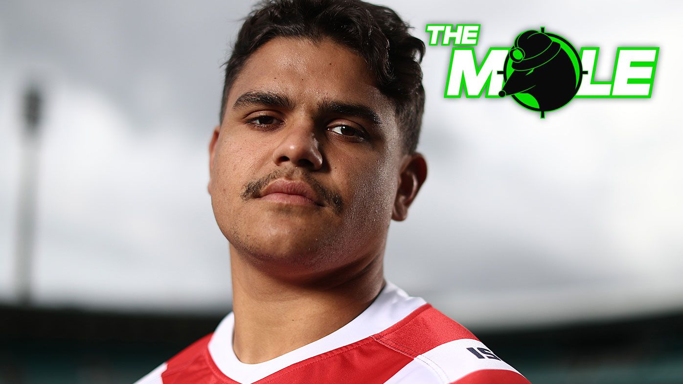 The Mole: North Queensland Cowboys' plan to land Latrell Mitchell