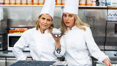 Shaynna Blaze Martha Kalifatidis Celebrity Apprentice Australia 2021