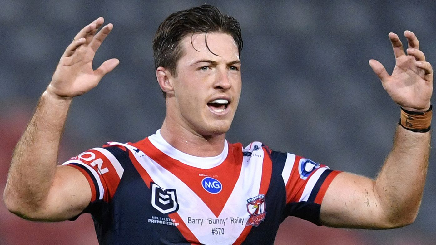 Roosters fail in bid to free hooker Sam Verrills for sudden-death final, upping ban to two games