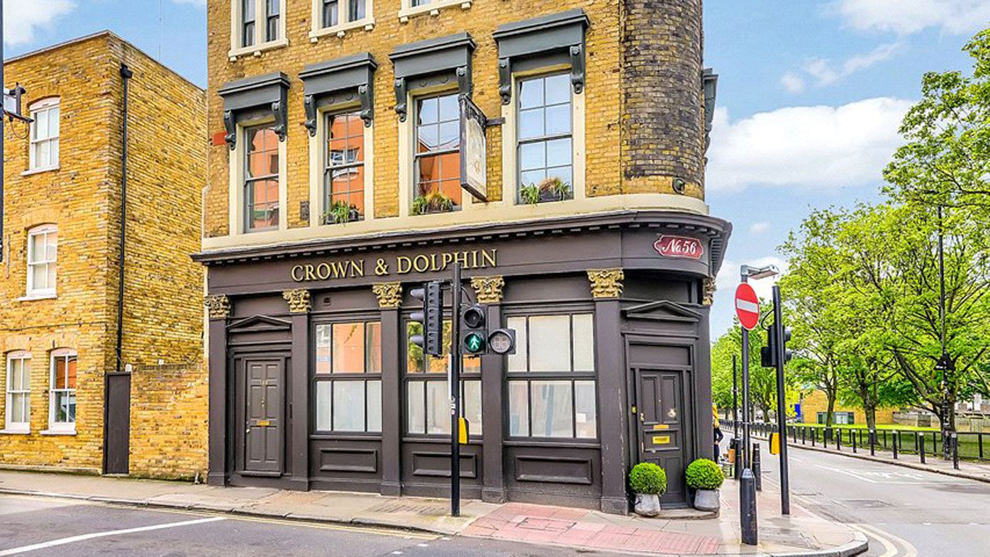 Crown and Dolphin London