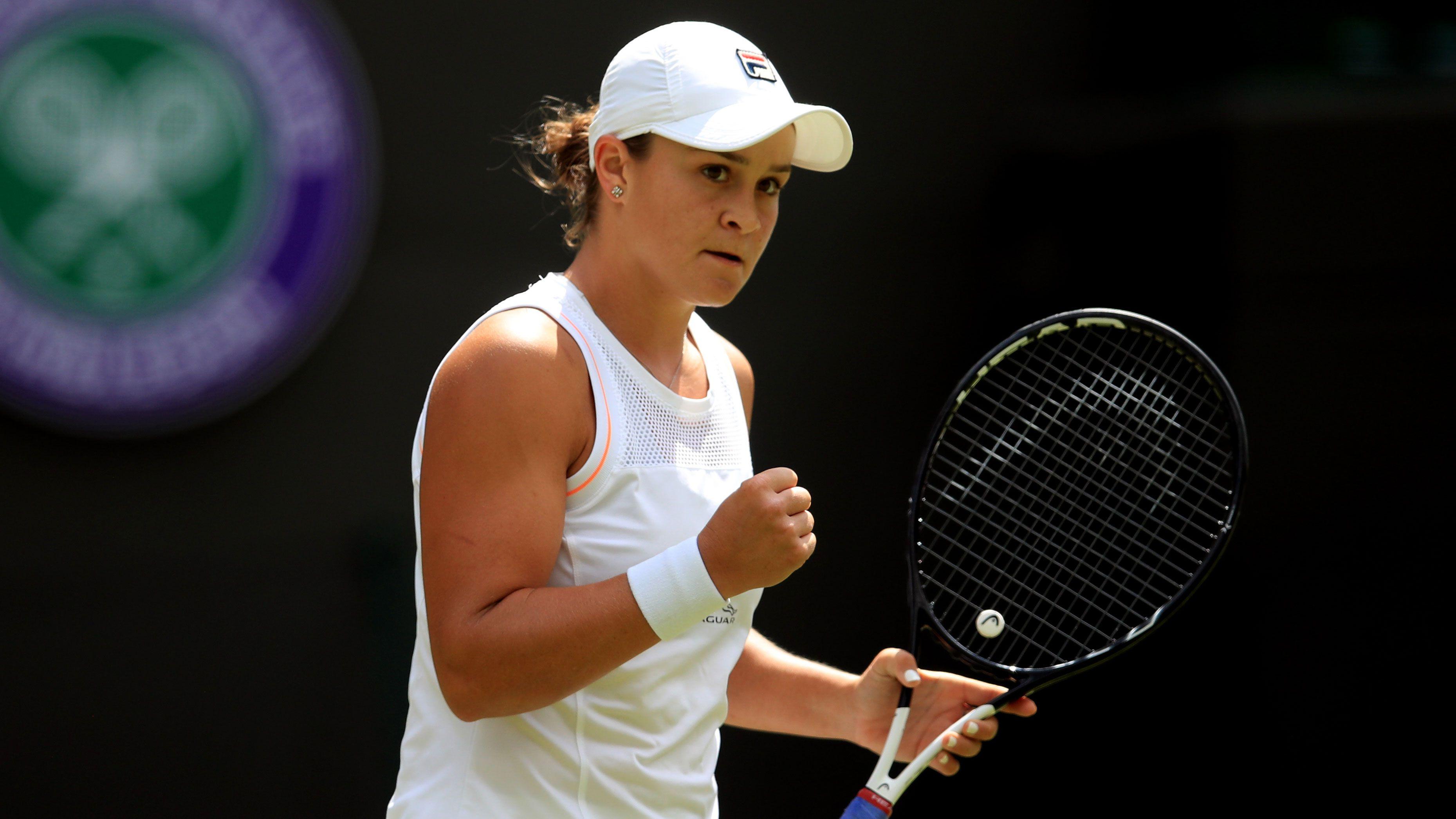 Channel Seven explains Wimbledon snub of World No.1 Aussie Ash Barty