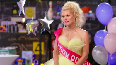 Sophie Monk completes the final re-pairing of the Beauties and Geeks