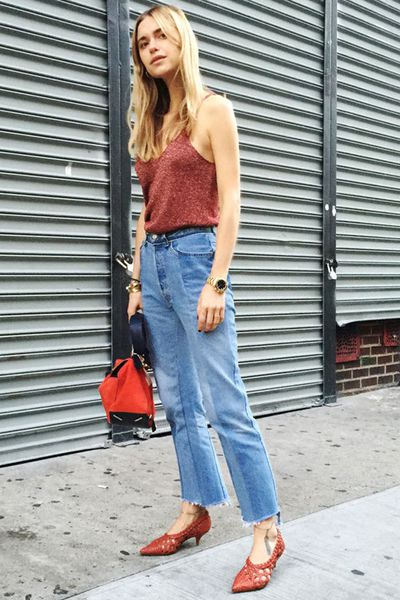<strong>Vetements</strong>' jeans