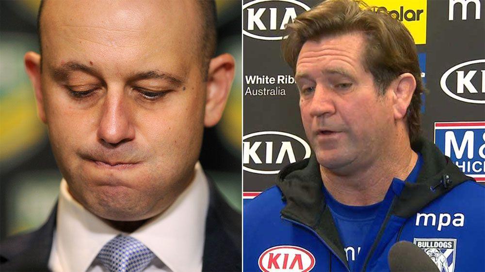 Canterbury Bulldogs coach Des Hasler takes shot at NRL over salary cap