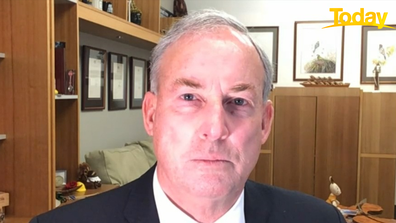 Aged Care Minister Richard Colebeck has admitted to there being 'a gap in the system'.