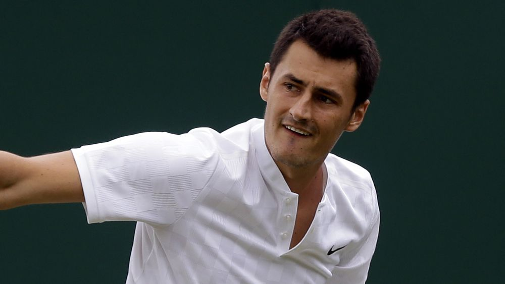 Bernard Tomic's ATP tour career under threat after slide in world rankings