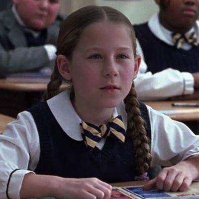 Caitlin Hale as Marta: Then
