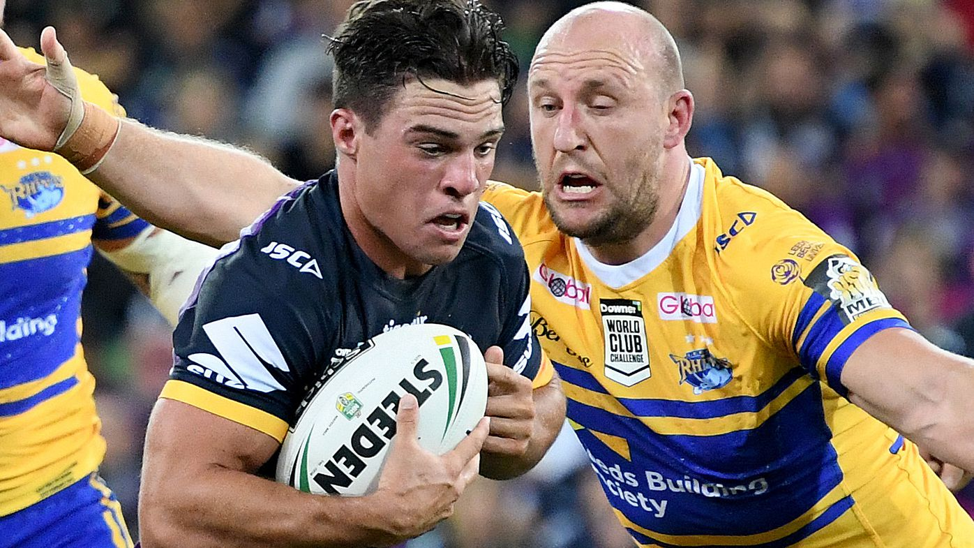 NRL: Melbourne Storm coach Craig Bellamy and captain Cameron Smith back Brodie Croft as new halfback