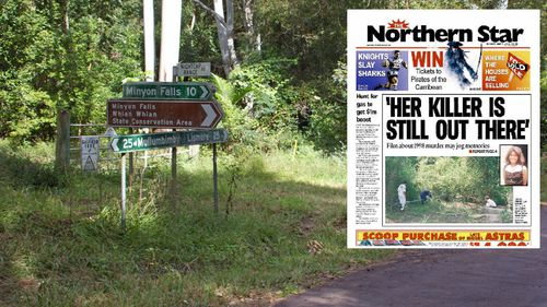In the years since Lois' murder, local newspapers along the NSW north coast, including the Northern Star, have speculated about whether she was the victim of a one-off killer or at the hands of a serial slayer.