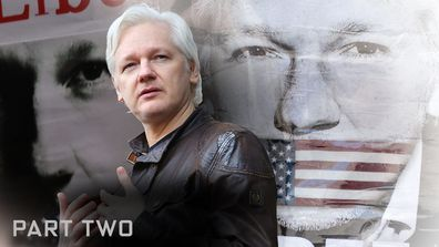 The Real Julian Assange: Part two