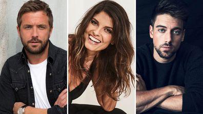Doctor Doctor Season 5 new cast Darren McMullen Zoe Ventoura Lincoln Younes