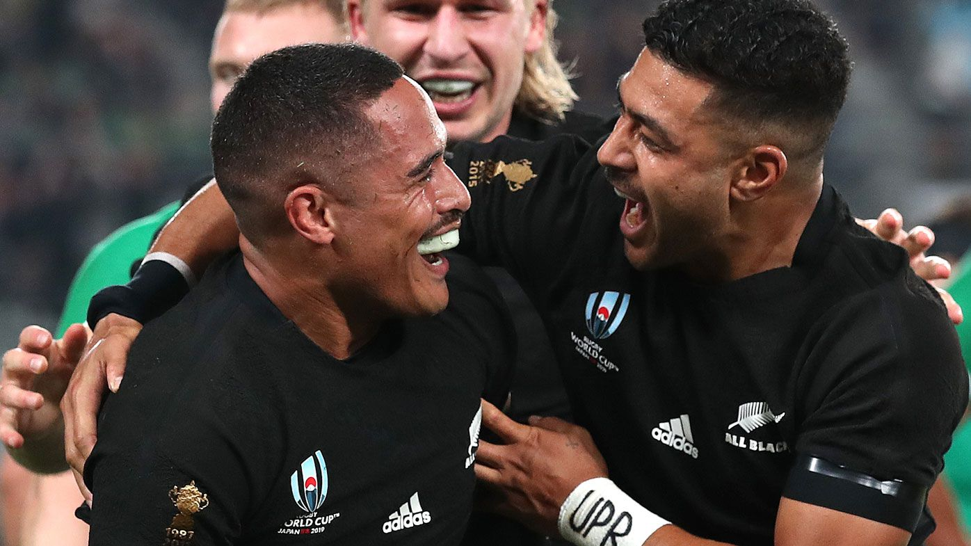 'Disrespect': All Blacks feed off staggering haka response to trouce Ireland