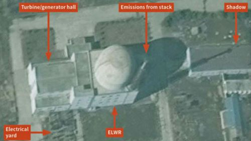 Satellite images of the Yongbyon Atomic Energy Research Centre captured on February 25 indicate testing of a reactor capable of producing plutonium and tritium has initiated. (Jane's Intelligence Review)