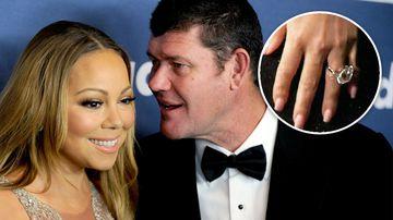Mariah Carey sells James Packer's $13.2 million engagement ring