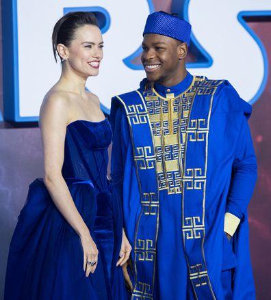 John Boyega, Daisy Ridley