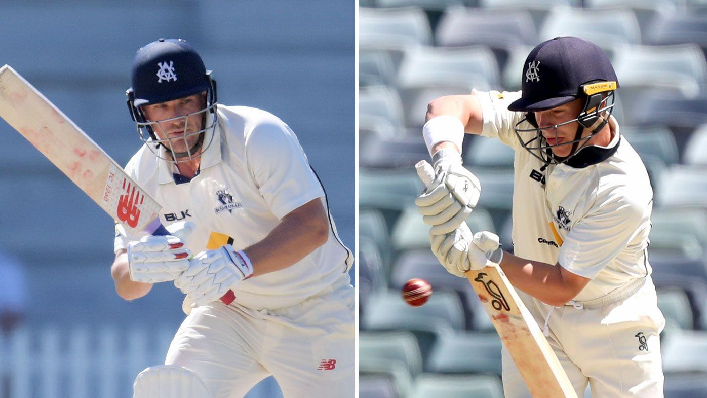 Australia's massive gamble on Test opening pair