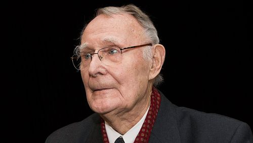 Kamprad's life story is intimately linked to the company. (AAP)