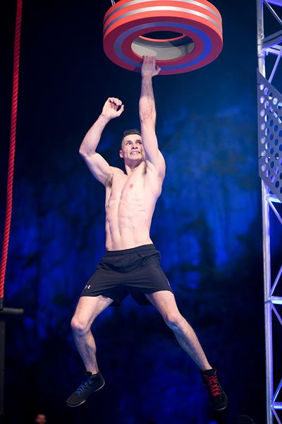 Acrobat Jack Morris is our fist ever Australian Ninja Warrior competitor.