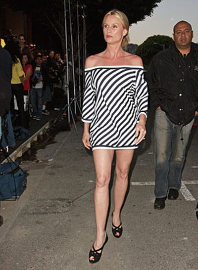 <b>Age: 47</b><br/><br/>Do these mature celeb ladies have what it takes to dress half their age?