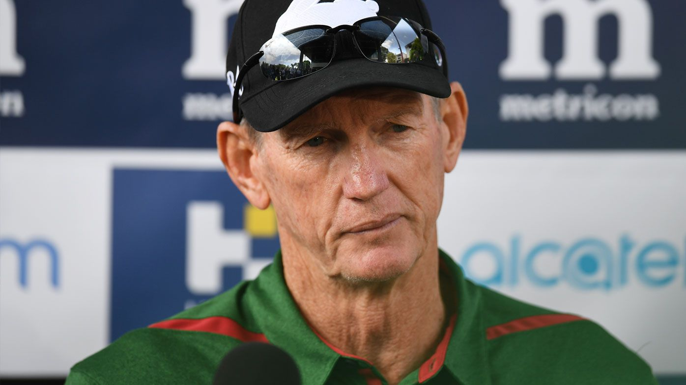 NRL: Wayne Bennett hits back at 'immature' Sydney Roosters after heated clash