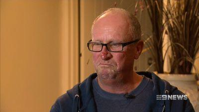 Ex-serviceman 'scared and emotional' after brutal home invasion