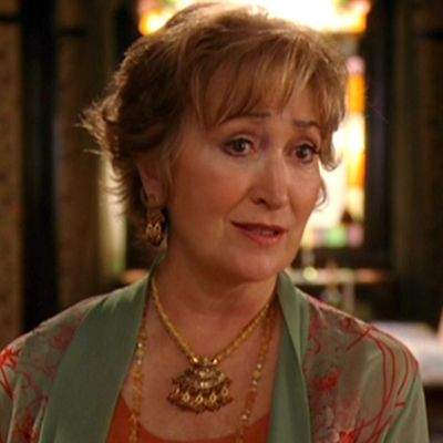 Jennifer Rhodes: Then
