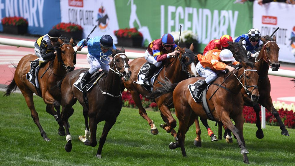 Who Shot Thebarman denied chance at Melbourne Cup history with elevated temperature