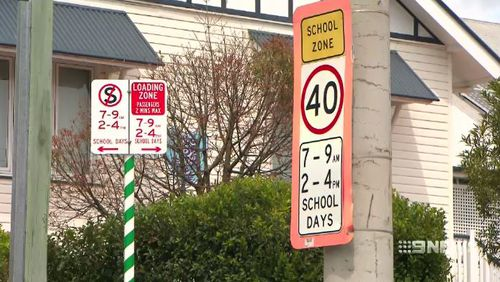 A Clayfield resident told 9NEWS she has watched people illegally park everyday for 22 years.
