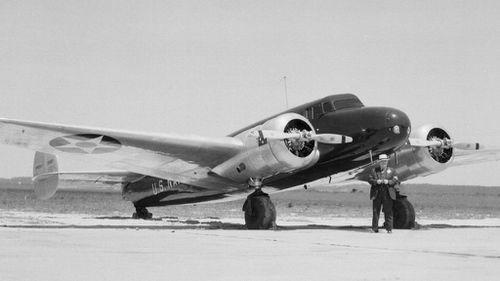Lockheed Electra, 1936 (NASA/Langley Research Center)