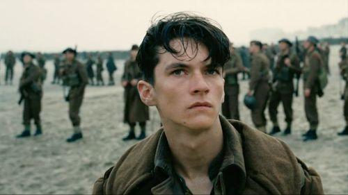 Christopher Nolan's WWII film Dunkirk is an Oscars contender.