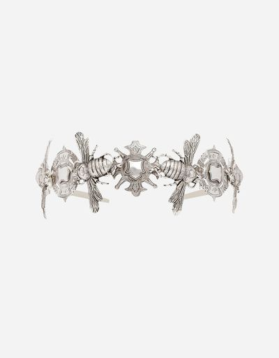 """Kitte Queen Bee headband, $149 at <a href=""""http://www.theiconic.com.au/queen-bee-headband-443501.html"""" target=""""_blank"""" draggable=""""false""""><strong>The Iconic</strong></a><br>"""