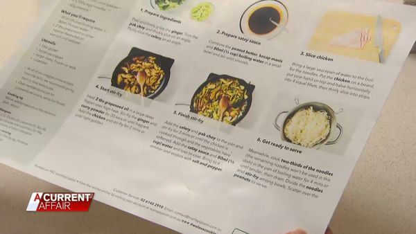 Meal kits put to the test