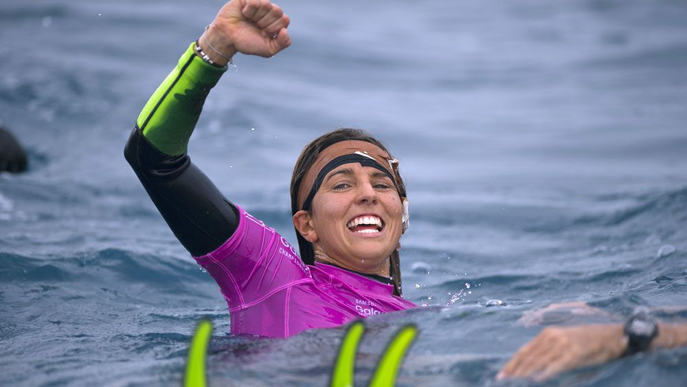 Sally Fitzgibbons. (Getty)