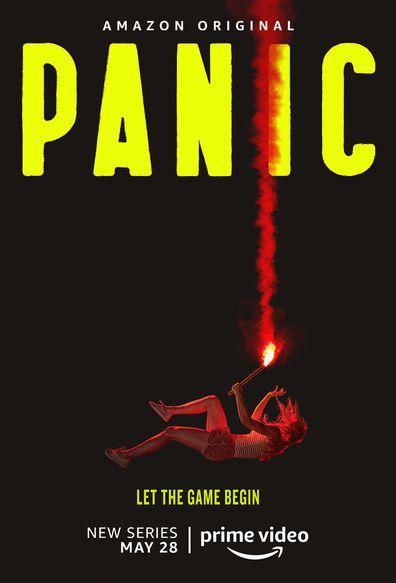 Panic, Amazon Prime Video, series, interview, Jessica Sula, Olivia Welch