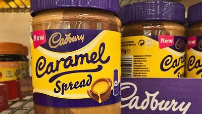 Cadbury caramel spread sends shoppers into frenzy
