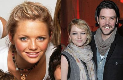 <b>Hannah Spearritt</b> dated Paul for six years, splitting in 2006, and is now engaged to one of her co-stars on TV's <i>Primeval</i>.
