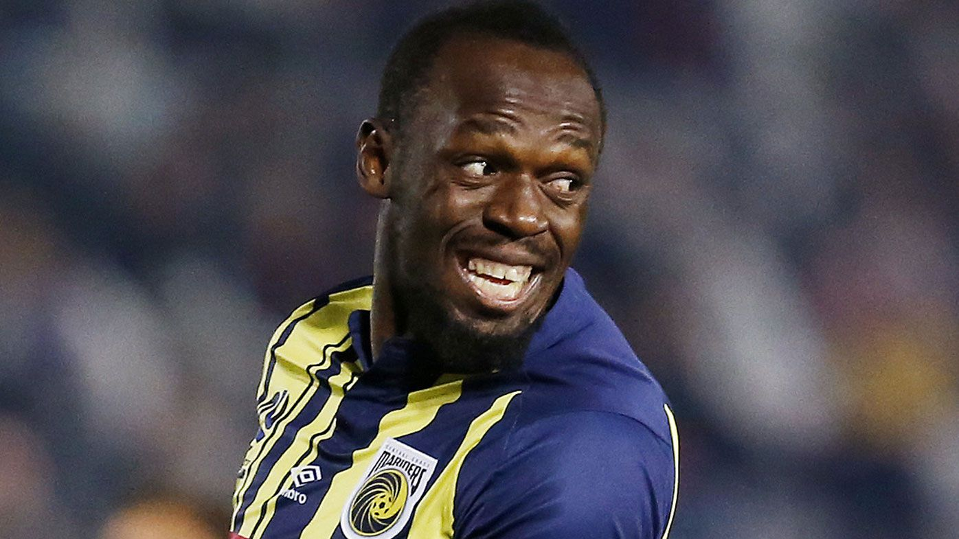 Usain Bolt quits professional football career, after A-League stint failed to launch