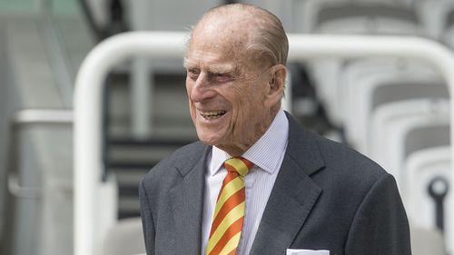 Prince Philip admitted to hospital as 'precautionary measure'